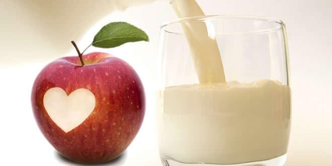 Кефирно яблочный разгрузочный день для беременных 1