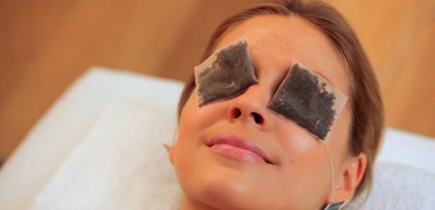 чай для кожи вокруг глаз