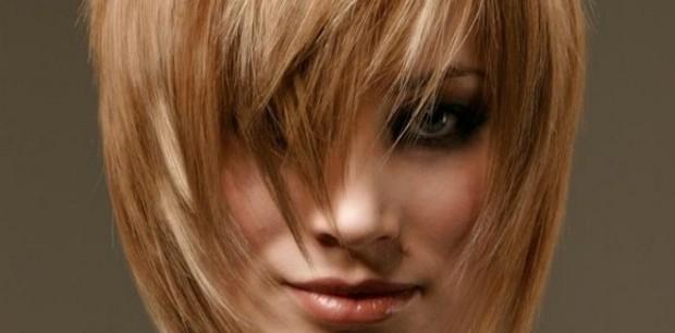 Стрижка каскад на короткие волосы. Варианты укладки и Фото